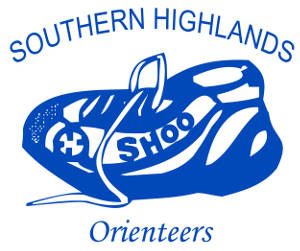 Southern Highlands Orienteers logo